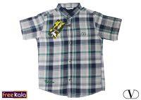 پیراهن بچگانه یقه دیپلمات