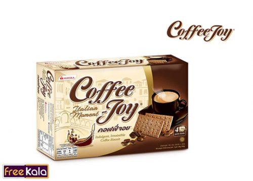 بیسکویت قهوه کوفی جوی