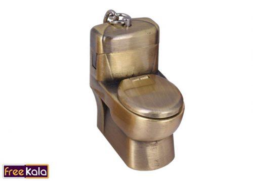 فندک توالت فرنگی