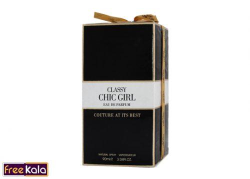 ادکلن chic girl
